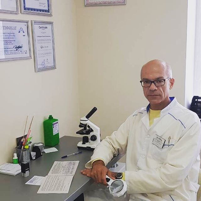 Врач дерматолог гомель
